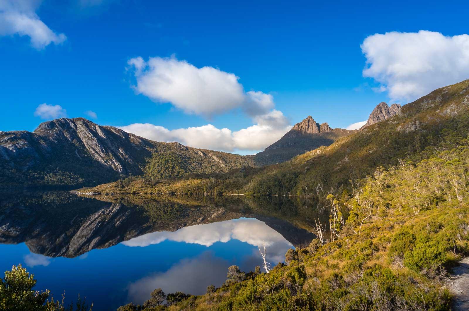 Dove Lake Circuit, Tasmania
