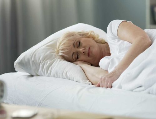 Sleep better with essential oils