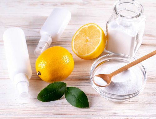 Natural cleaning agents in your home