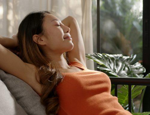 Health retreat at home