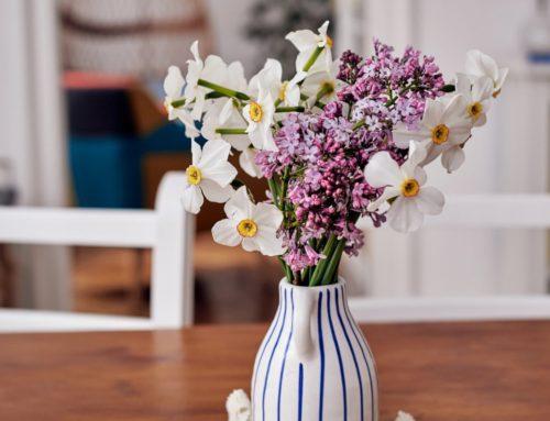 Invite Spring into your home