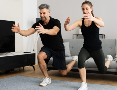 Refresh your fitness routine